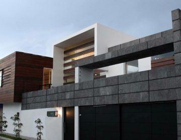 پروژه های انجام شده سنگ بازالت ماکو در نمای ساختمان